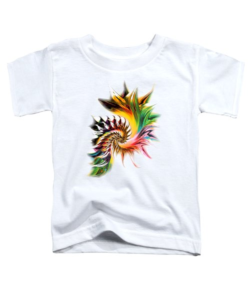 Colors Of Passion Toddler T-Shirt