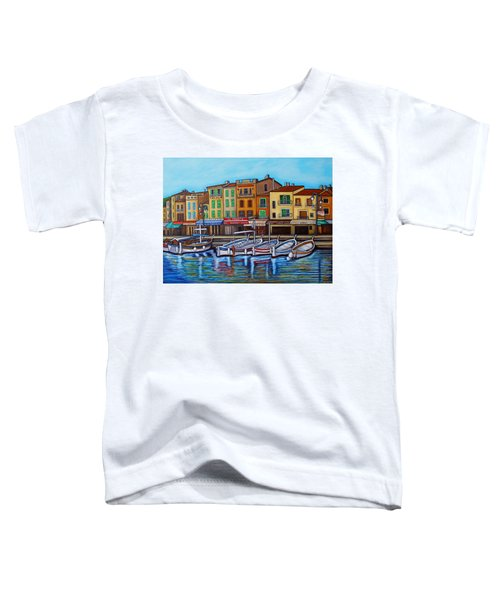 Colours Of Cassis Toddler T-Shirt