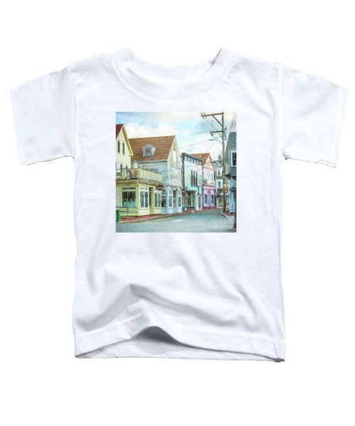 Commercial St #1 Toddler T-Shirt