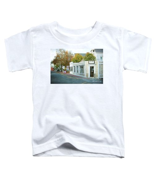 Commercial St. #2 Toddler T-Shirt