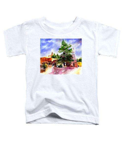 Commercial Street, Old Town Auburn Toddler T-Shirt