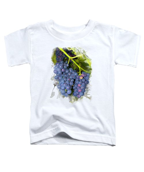 Concord Grape Toddler T-Shirt