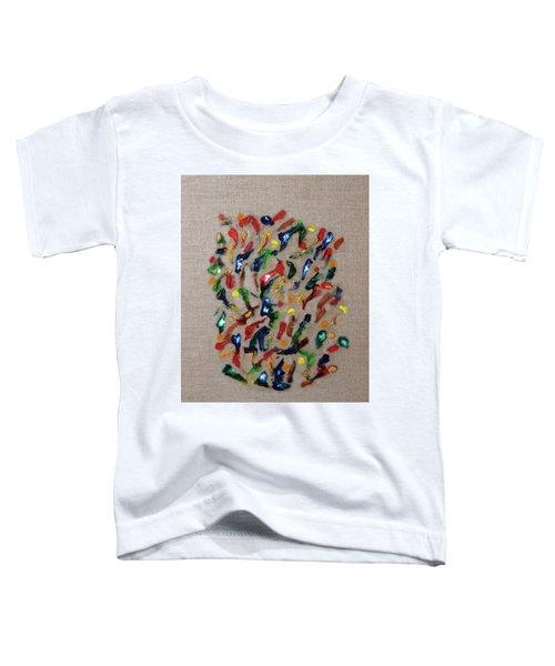 Confetti Toddler T-Shirt