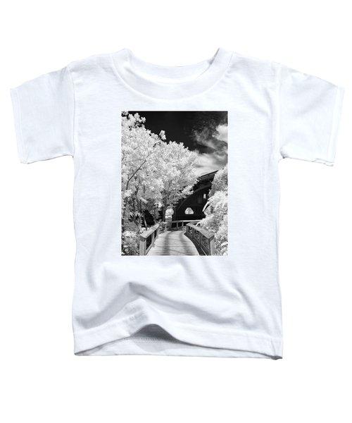 Congaree River Boardwalk Toddler T-Shirt