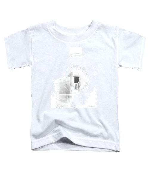 Construction No. 3 Toddler T-Shirt