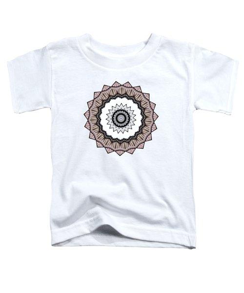 Construction Mandala By Kaye Menner Toddler T-Shirt