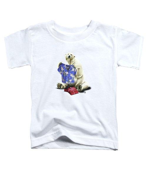 Cool Colour Toddler T-Shirt