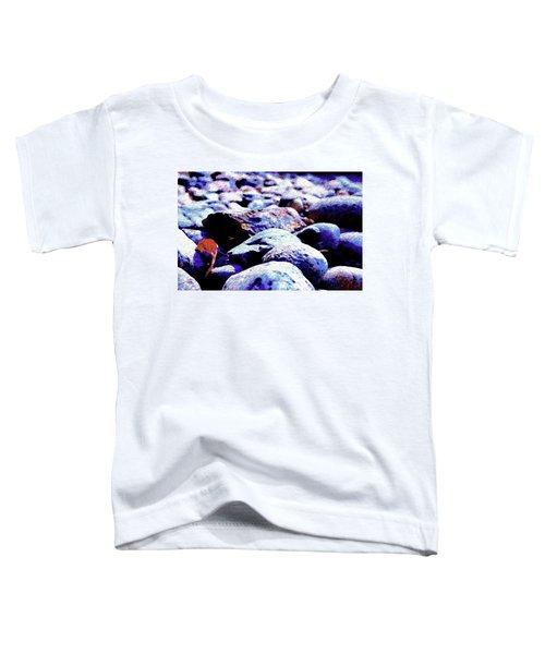 Cool Rocks- Toddler T-Shirt