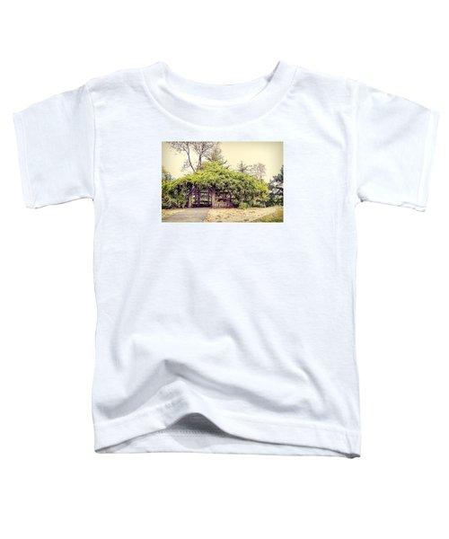 Cop Cot - Central Park Toddler T-Shirt