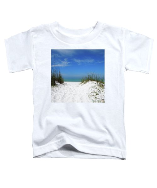 Coquina Dunes Toddler T-Shirt