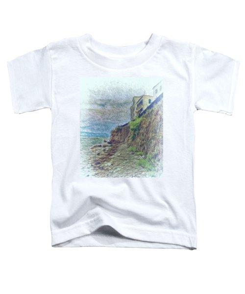 Corfu 33 - Corfu Rocks Toddler T-Shirt