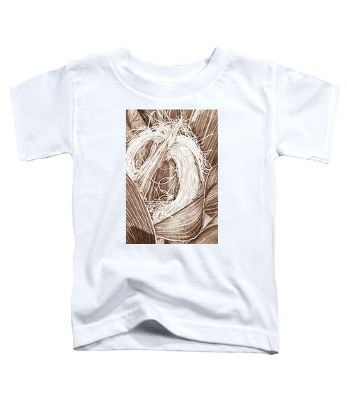 Corn Silk - Neutral Toddler T-Shirt