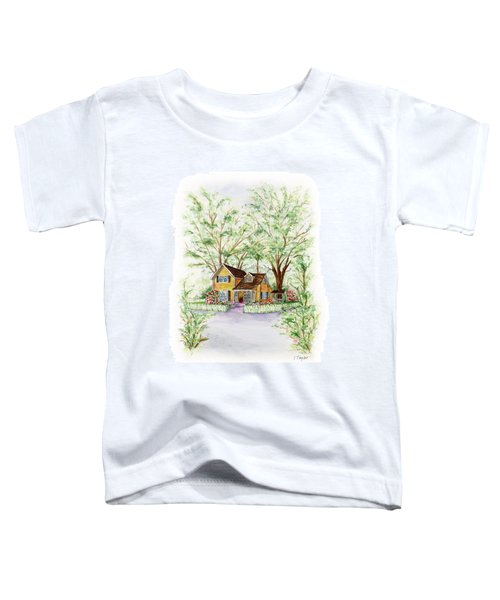 Corner Charmer Toddler T-Shirt