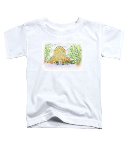 Corner Grandeur Toddler T-Shirt