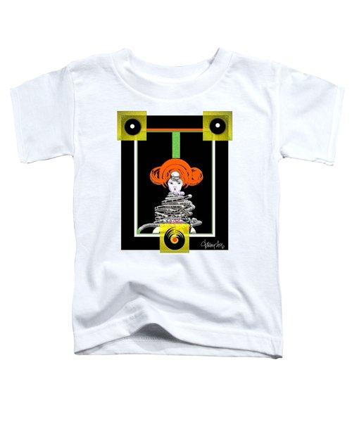 Cosmic Geisha - Close Encounter Toddler T-Shirt