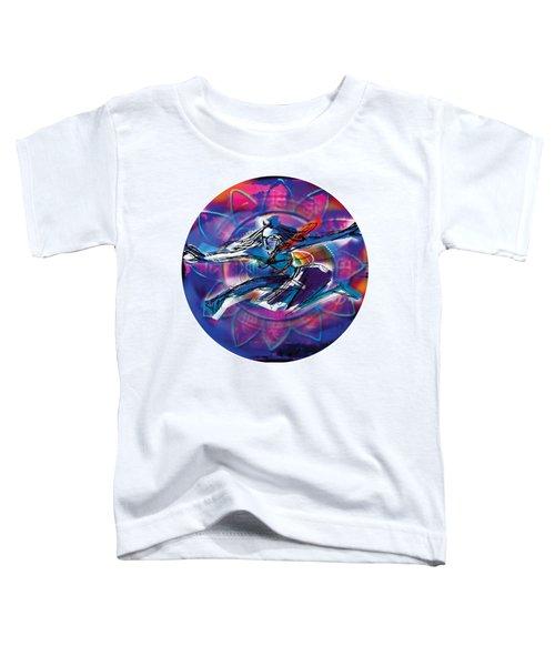 Cosmic Shiva Speed Toddler T-Shirt