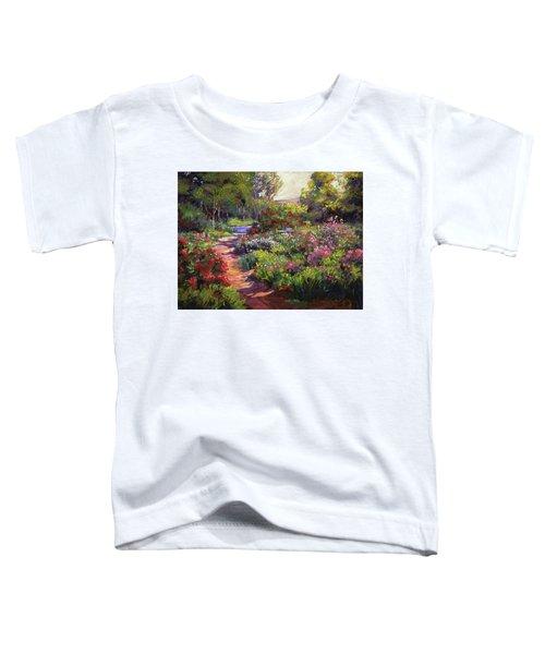 Countryside Gardens Toddler T-Shirt