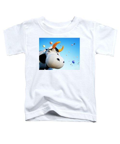 Cowabunga Toddler T-Shirt