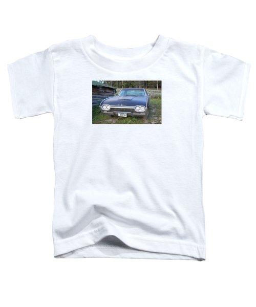 Cowboys Cadillac Toddler T-Shirt