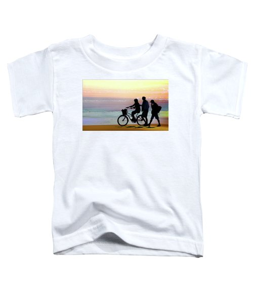 Cox Bay Bike Toddler T-Shirt