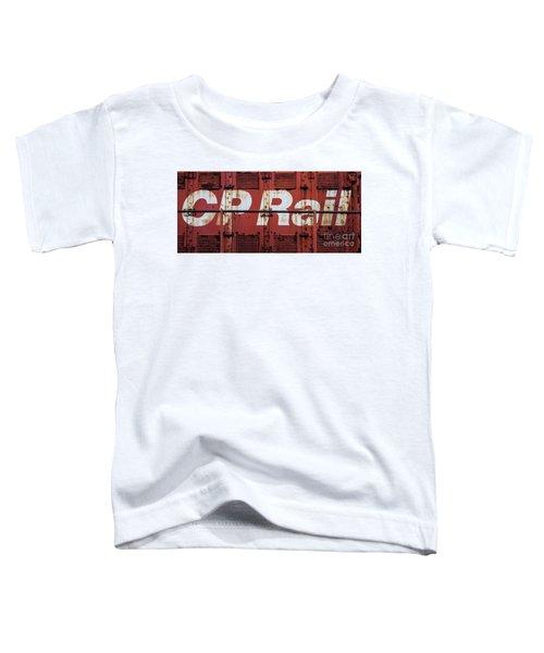 Cp Rail Toddler T-Shirt