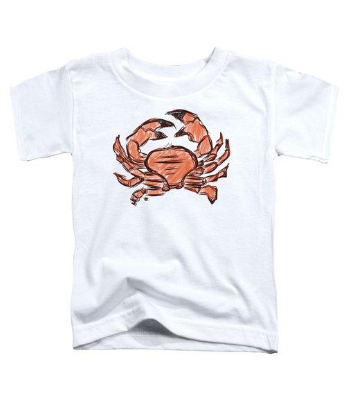 Crabby Toddler T-Shirt