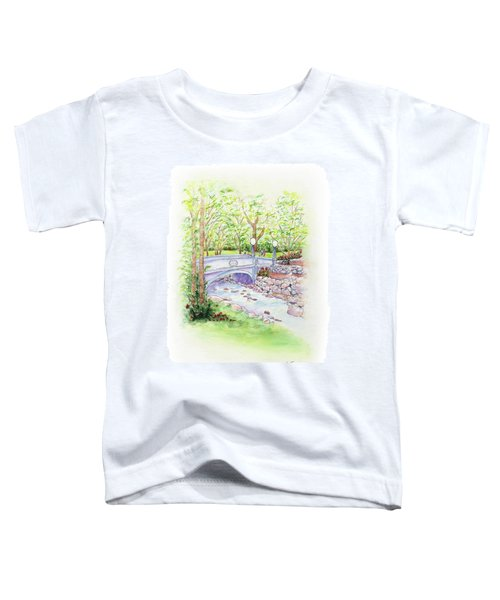 Creekside Toddler T-Shirt