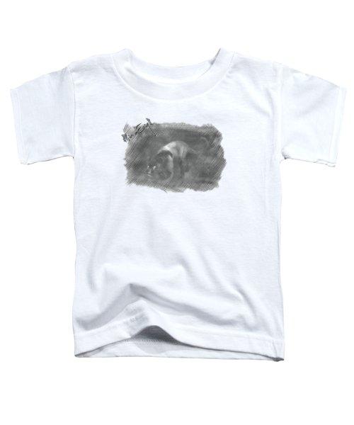 Creeping Panther Toddler T-Shirt