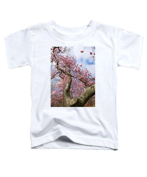 Crooked Magnolia Toddler T-Shirt