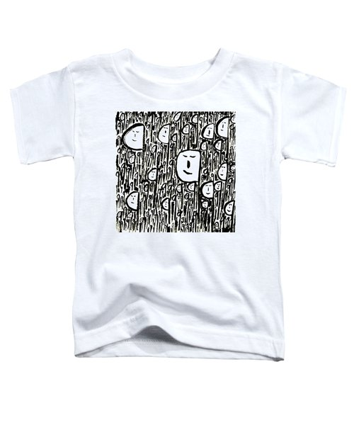 Crowd Toddler T-Shirt