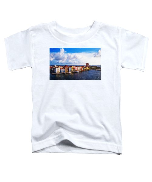 Curacao Oil Toddler T-Shirt