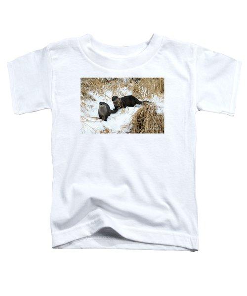 Curious Pair Toddler T-Shirt