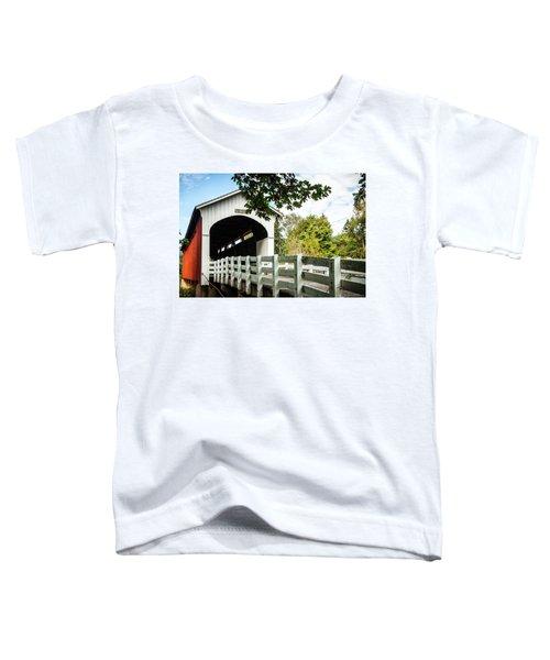 Currin Bridge Toddler T-Shirt