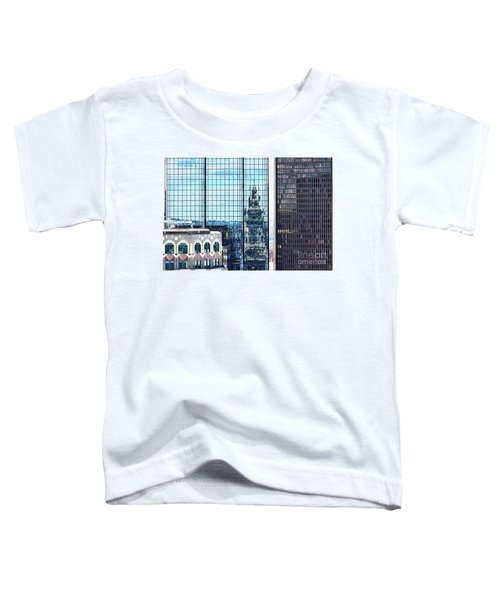 Custom House Reflection Toddler T-Shirt