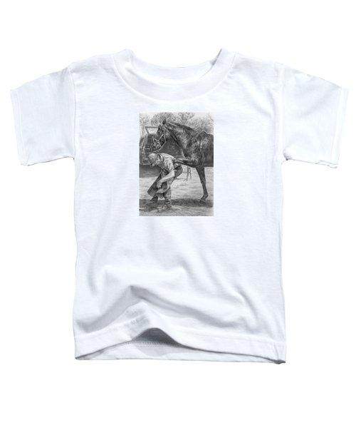 Custom Made Toddler T-Shirt