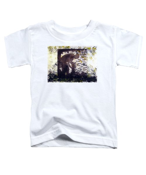 D U Rounds Project, Print 29 Toddler T-Shirt