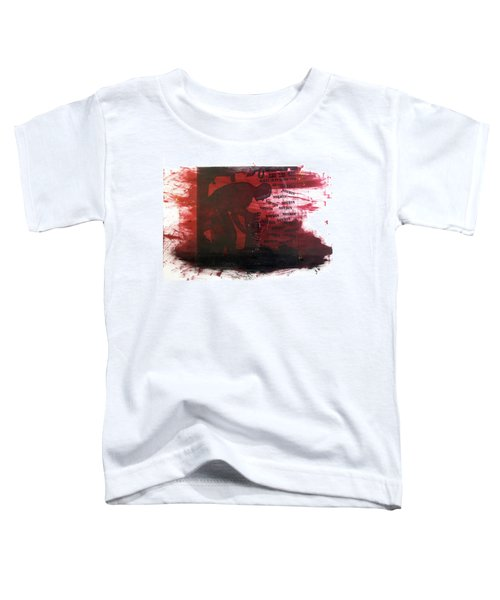 D U Rounds Project, Print 38 Toddler T-Shirt