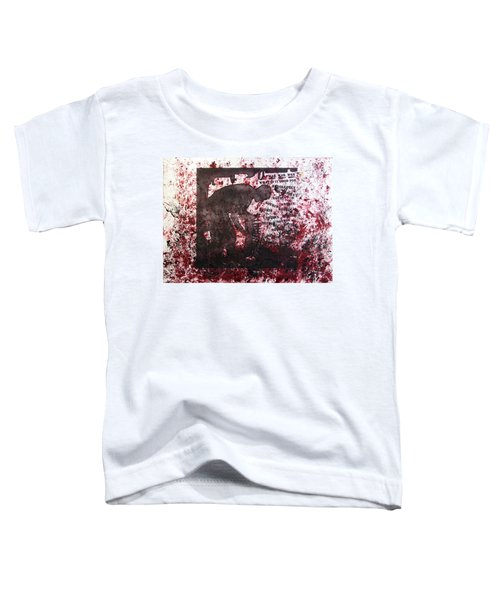 D U Rounds Project, Print 39 Toddler T-Shirt