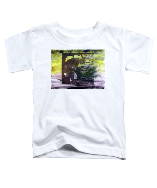 D U Rounds Project, Print 48 Toddler T-Shirt