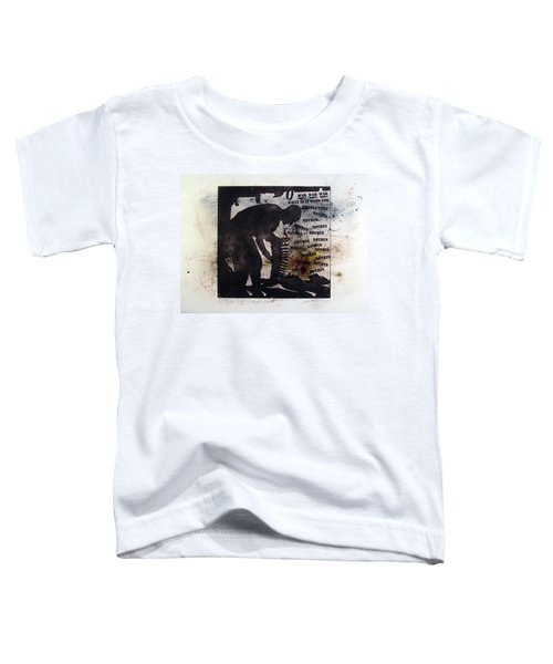 D U Rounds Project, Print 53 Toddler T-Shirt