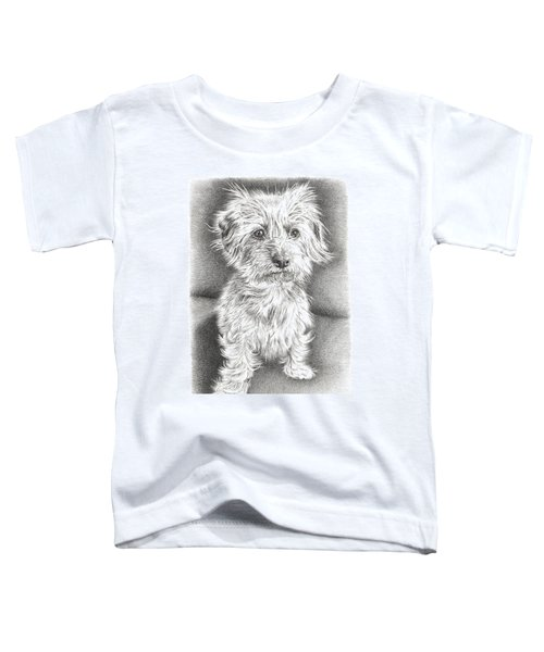 Dachshund Maltese Toddler T-Shirt