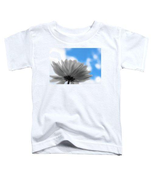 Daisy Blue Toddler T-Shirt