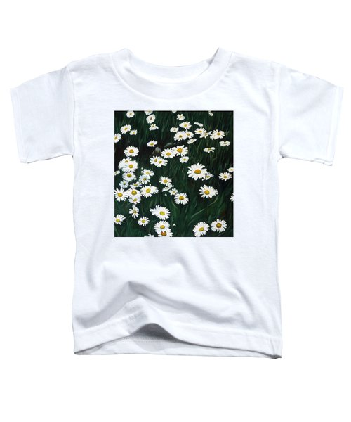 Daisy Bouquet Toddler T-Shirt