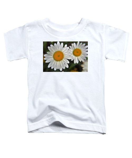 Daisy Dew Toddler T-Shirt