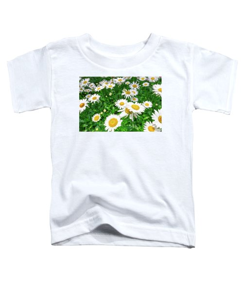 Daisy Garden Toddler T-Shirt