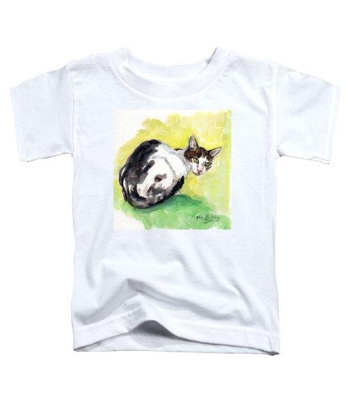 Daisy Or Little Singer Toddler T-Shirt