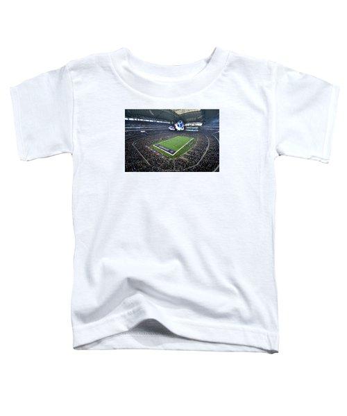 Dallas Cowboys Att Stadium Toddler T-Shirt