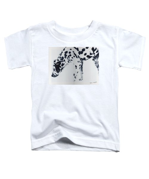 Dalmation Toddler T-Shirt