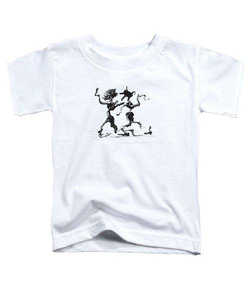 Dancing Couple 1 Toddler T-Shirt