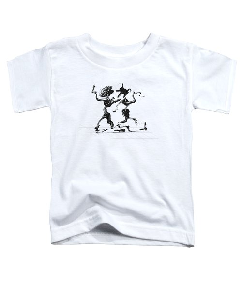Dancing Couple 1 Toddler T-Shirt